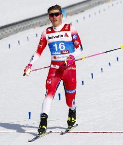 Klæbo parkerte konkurrentene og tok VM-gull på sprinten