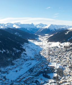 Langrennsdrømmen i Davos