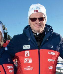 President Arne Horten – nord-østerdøl med klare mål
