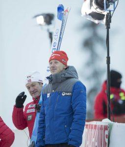 Lillehammer fikk historisk kombinertrenn