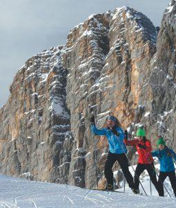 Dachstein-breen: Et sted for eventyrlystne og langrennsløpere