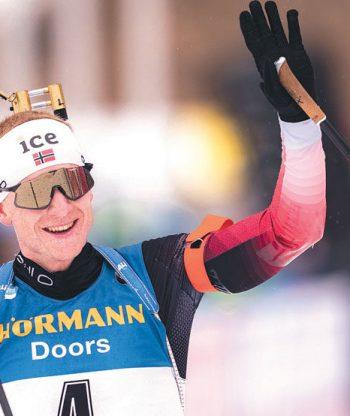 Dagens andre gull i skiskytter-VM