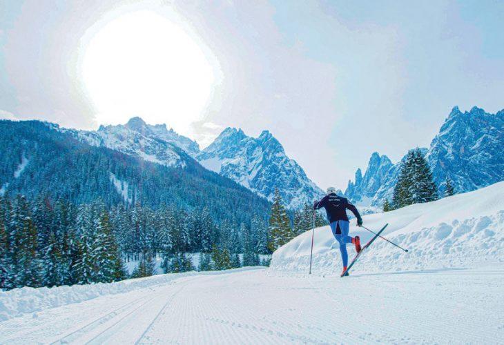 UNESCO: Dolomittene har fått en plass på UNESCO sin verdensarvliste, og regionen markedsfører landemerket Drei Zinnen for alt det er verdt.