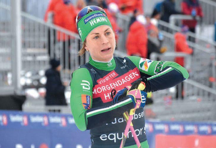 LEDER AV UTØVERKOMITEEN: Astrid Uhrenholdt Jackobsen er leder av utøverkomiteen i Norges Idrettsforbund, og sitter i idrettsstyret.