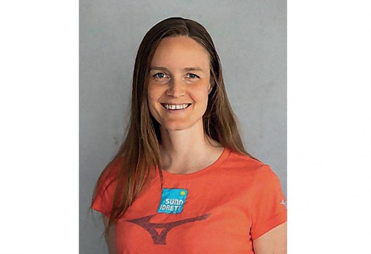 VIL NÅ UT TIL FLERE: Kristin Lundanes Jonvik og resten av Sunn Idrett er svært glade for at de kan nå ut til enda flere gjennom samarbeidet med Norges Idrettsforbund. Foto: Sunn Idrett.