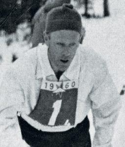 To magisk øyeblikk og litt til i de VIII olympiske vinterleker i 1960