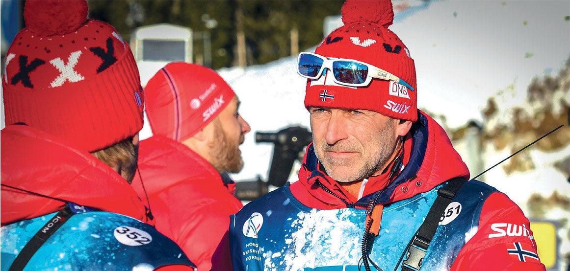 Trener Roger Grubben om Lars Helge: – Tror han tar steget!