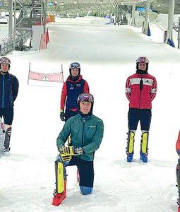 Utviklingsgruppe alpint
