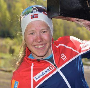 SISTE NYTT: Helene håper på å få gå alle distanse rennene i VM