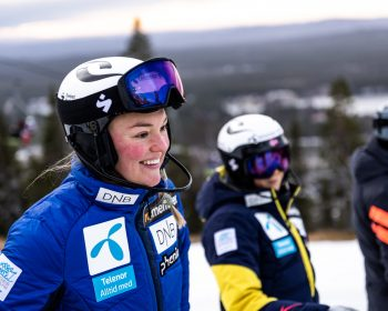 VM alpint: Det luktet gull- og det ble GULL