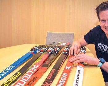 Offensiv Rottefella-direktør eksporterer bindinger i bøtter og spann: – Russerne er like mye født med ski på beina som oss