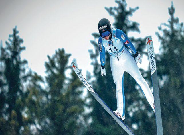 Eirin flyttet til Trondheim for å bli topphopper: –Nøkkelen for å bli god, er å trene med gutta