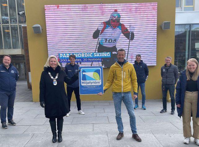 Utdanner 1.300 miljøambassadører til VM på Lillehammer